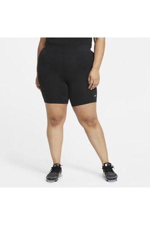 Nike Cykelshorts Sportswear Essential med medelhög midja för kvinnor (Plus size)