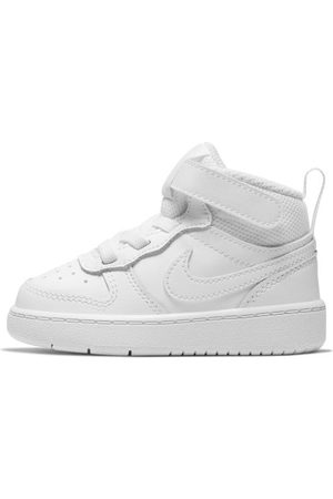 Nike Court Borough Mid 2 för baby/små barn