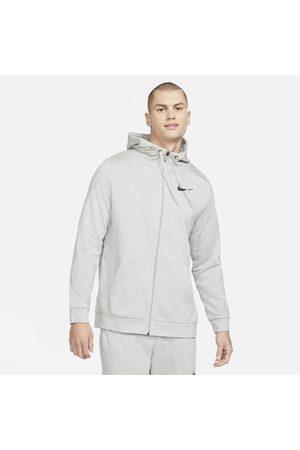 Nike Träningshuvtröja med hel dragkedja Dri-FIT för män