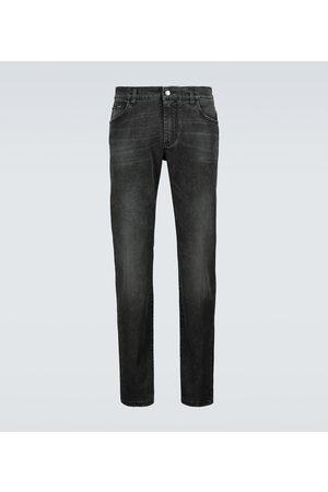 Dolce & Gabbana Man Slim - Straight-leg jeans