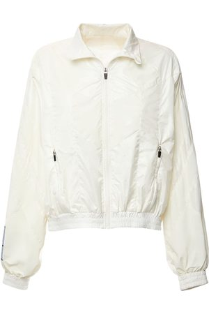 McQ Fantasma Nylon Track Jacket