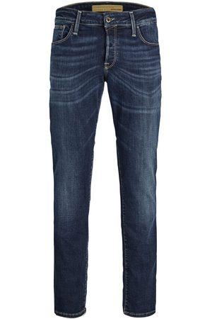 Jack & Jones Man Slim - Tim Icon Bl 936 Jeans Med Slim/straight Fit Man