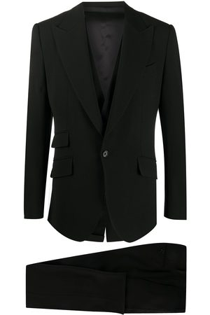 Dolce & Gabbana Man Kostymer - Enkelknäppt tredelad kostym