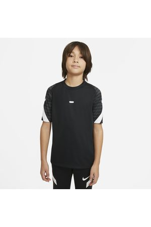 Nike Kortärmad fotbollströja Dri-FIT Strike för ungdom