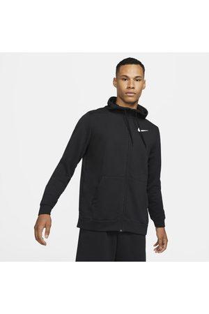 Nike Man Träninghoodies - Träningshuvtröja med hel dragkedja Dri-FIT för män