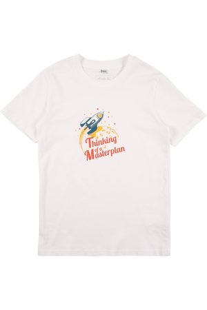 Mister Tee T-shirt 'Thinking Of A Masterplan