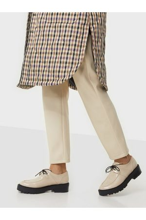 NLY Shoes Chunky Topstitch Shoe Loafers