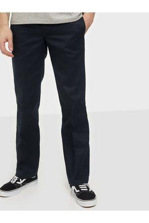Dickies Man Slim - Slim Straight Work Pants Byxor Dark Navy