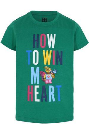 LEGO Wear Flicka T-shirts - T-shirt - m. Tryck