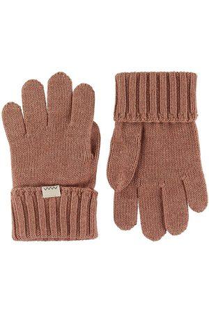 MarMar Flicka Handskar - Handskar - Ull/Bomull - Aske - Rose Blush