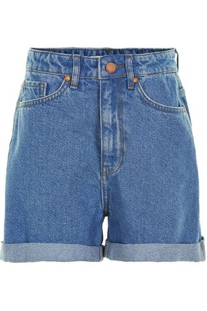 Cost:Bart Shorts - Jameria - Medium Blue Denim