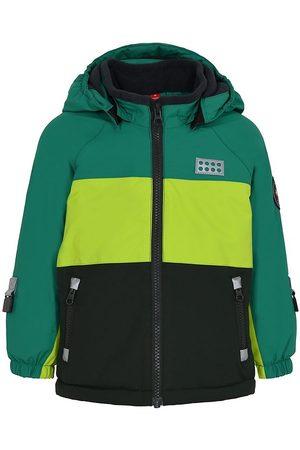LEGO Wear Pojke Vinterjackor - Vinterjacka - LWJulio - /Lime/Mörk Militärgrön