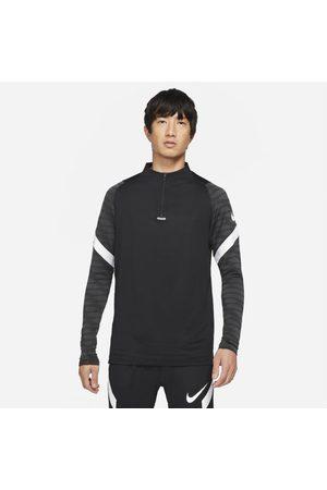 Nike Fotbollsträningströja med kvartslång dragkedja Dri-FIT Strike för män