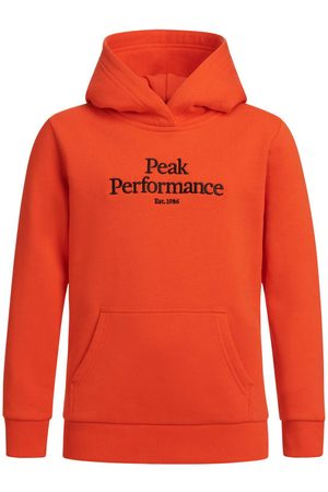 Peak Performance Hoodies - Junior Original Hood