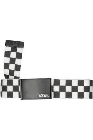 Vans Man Bälten - Deppster II Web Belt black/white