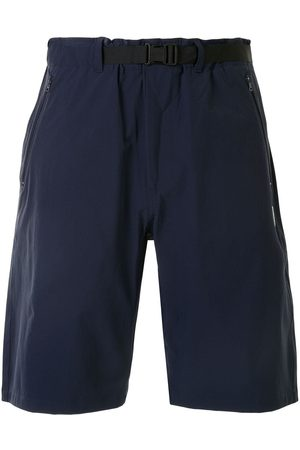 A Bathing Ape Man Bermudashorts - Knälånga shorts med logotyp