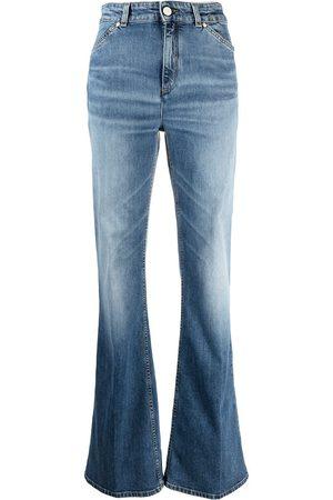 Dorothee Schumacher Love flare-jeans med hög midja
