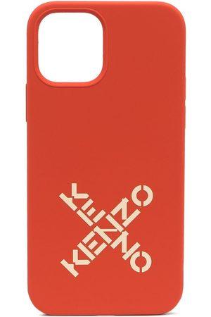 Kenzo IPhone 12 Pro-skal med logotyp