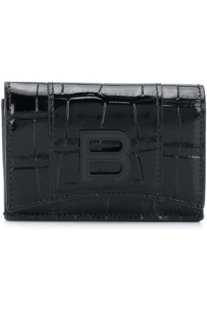 Balenciaga Hourglass liten plånbok