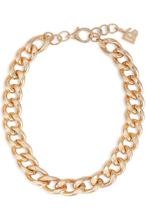 Dolce & Gabbana Chunky curb-chain necklace