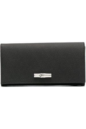 Longchamp Roseau plånbok i kontinentalmodell