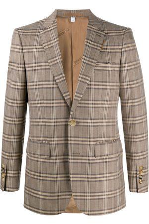 Burberry Prince of Wales-rutig blazer