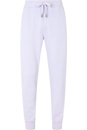 Dolce & Gabbana Sweatpants med avsmalnande ben