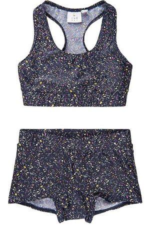 The New Bikini - UV50+ - Tarni - Navy Confetti