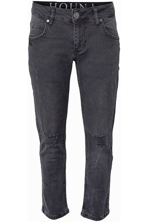 Hound Jeans - Straight - Trashed Black