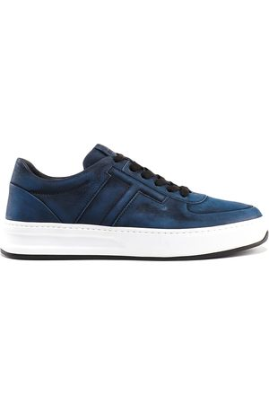 Tod's Shaded nubuck sneakers