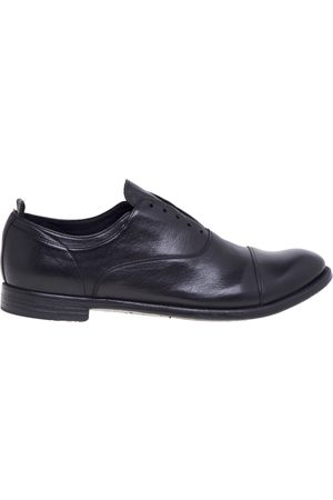 Officine creative Lace-up in leather without laces
