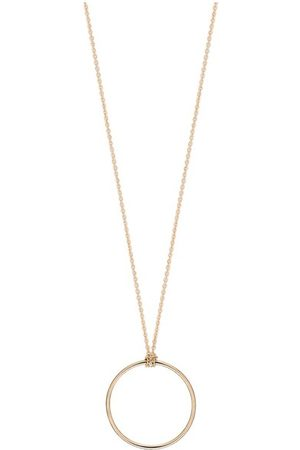 GINETTE NY Mini Circle Necklace