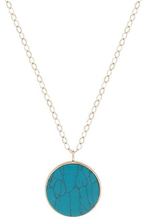 GINETTE NY Jumbo Ever Disc necklace