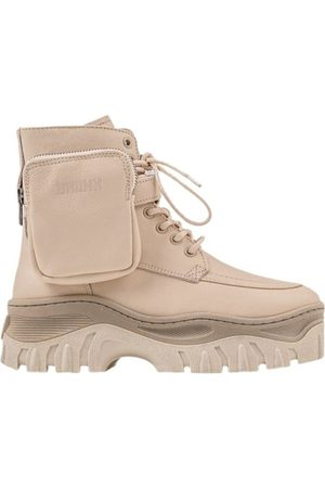 Bronx Lace-Up boots