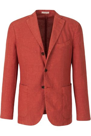 Boglioli Man Kavajer - Straight Linen Blazer