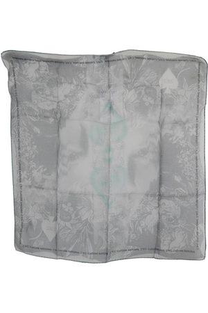 Costume National Silk Shawl Foulard Wrap Scarf