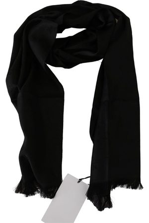 Costume National Fringe Neck Wrap Scarf