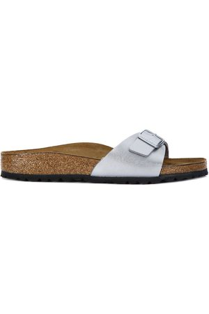 Birkenstock Madrid Calz Sliders