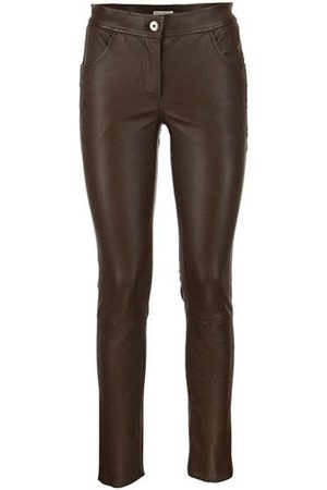 Brunello Cucinelli Slim stretch trousers