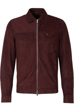 Santa Eulalia Suede Leather Jacket