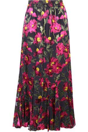 ALICE+OLIVIA Printed skirt