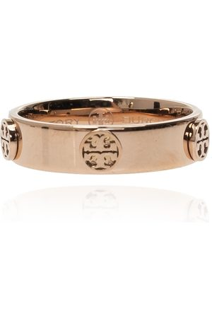 Tory Burch Logo-embossed ring