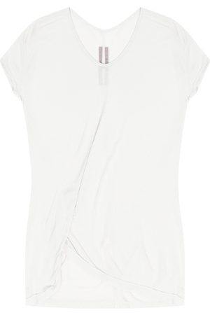 Rick Owens T-shirt with gathers