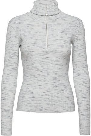 Gestuz Kvinna Stickade tröjor - Liagz Rollneck Ms21 Stickad Tröja