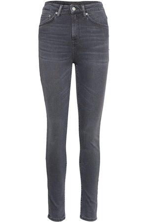 Nudie Jeans T-shirts - Hightop Tilde Grå