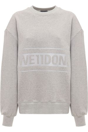 We11 Done Reflective Logo Sweatshirt