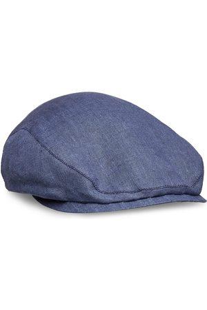 Wigens Man Kepsar - Ivy Slim Cap Accessories Headwear Flat Caps Beige