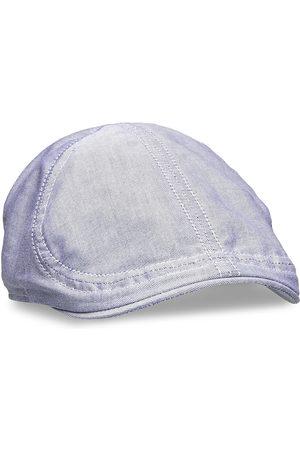 Wigens Pub Cap Accessories Headwear Flat Caps Grå
