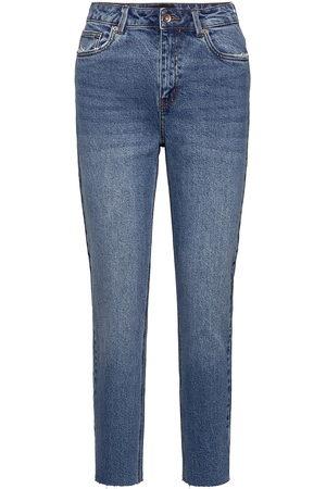Vero Moda Vmbrenda Hr Straight A Cut Gu385 Ga Raka Jeans