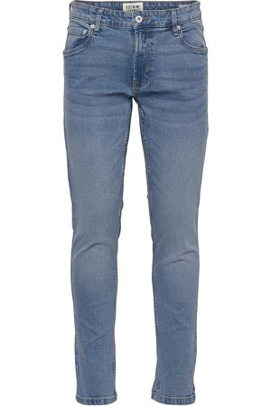 Solid Sdjoy Blue 200 Slimmade Jeans